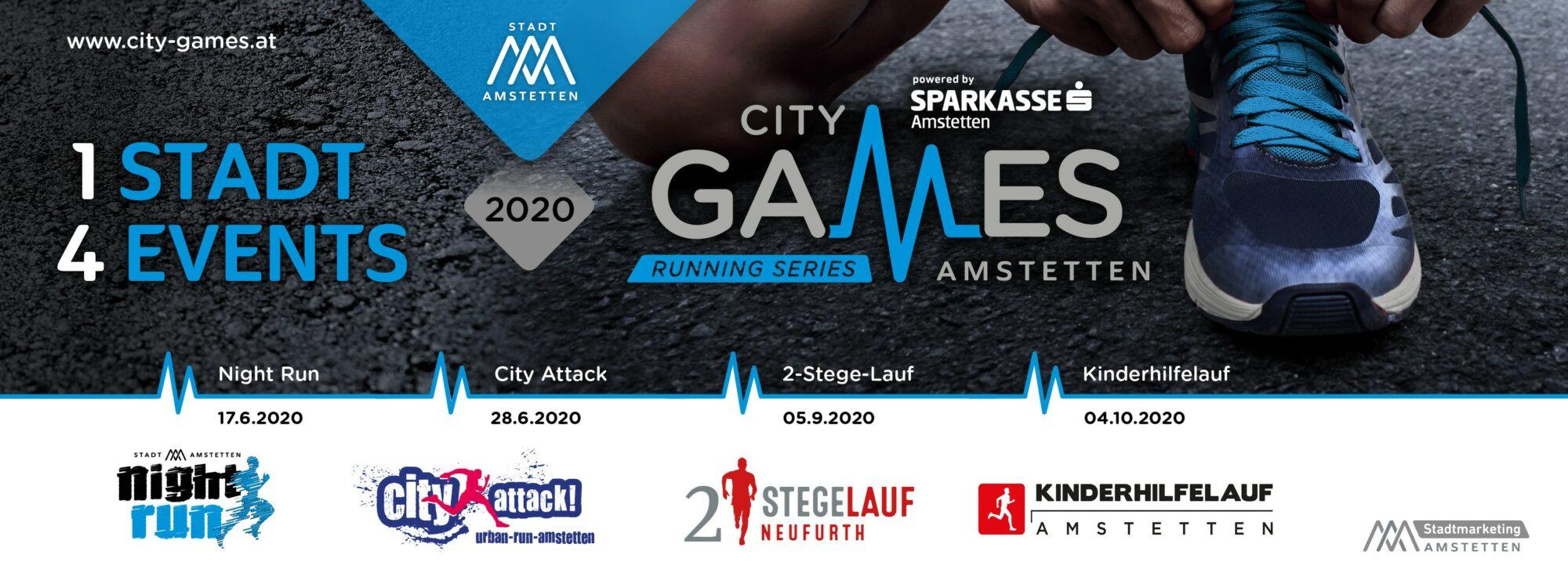 City Games Headerbild
