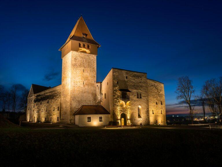 Stille Weihnacht Schloss Ulmerfeld