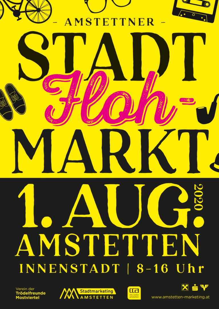Stadtflohmarkt 2020